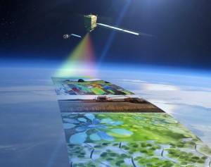 Concept del satellite FLEX © ESA/ATG medialab