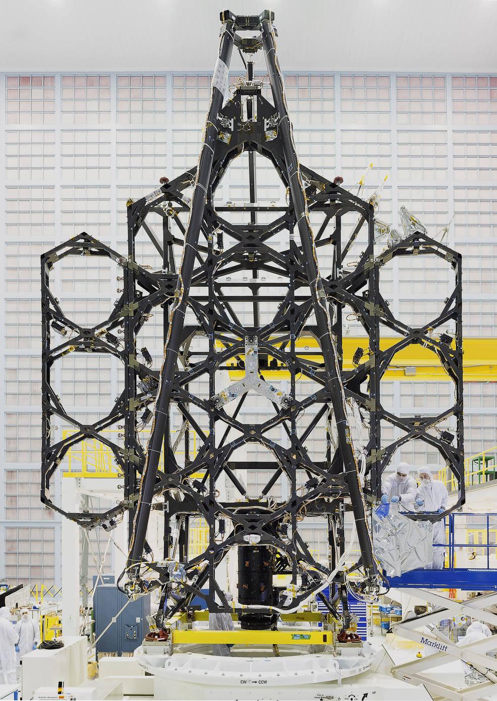 JWST wings test