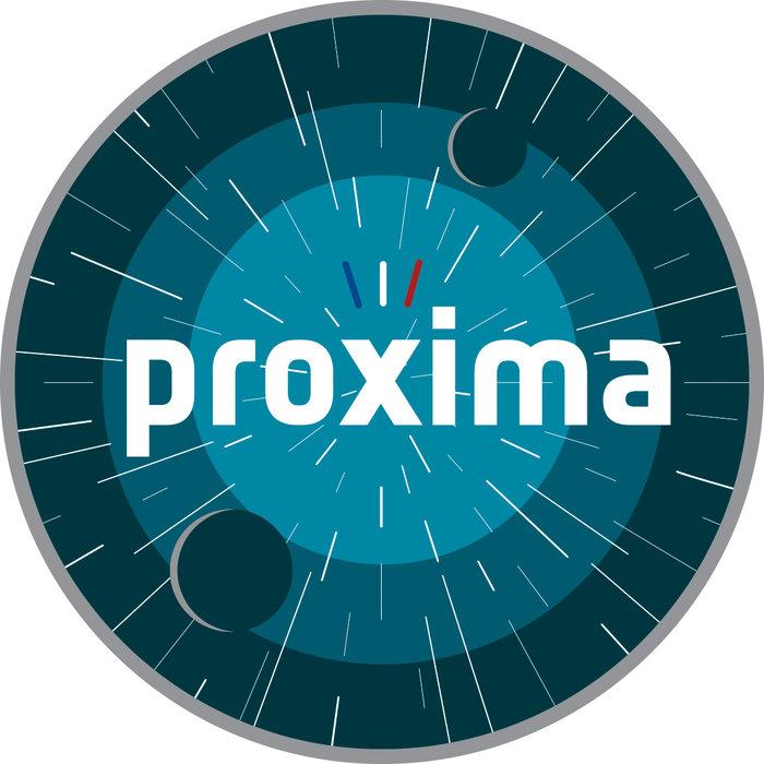 Logo missione Proxima © ESA