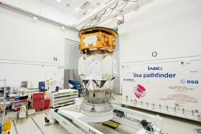 LISA_Pathfinder_launch_composite_at_IABG_s_space_test_centre_node_full_image_2
