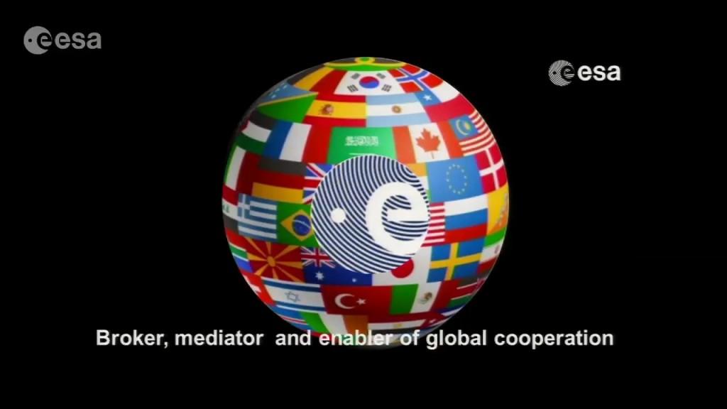 Il ruolo globale di ESA nella visione di Wörner