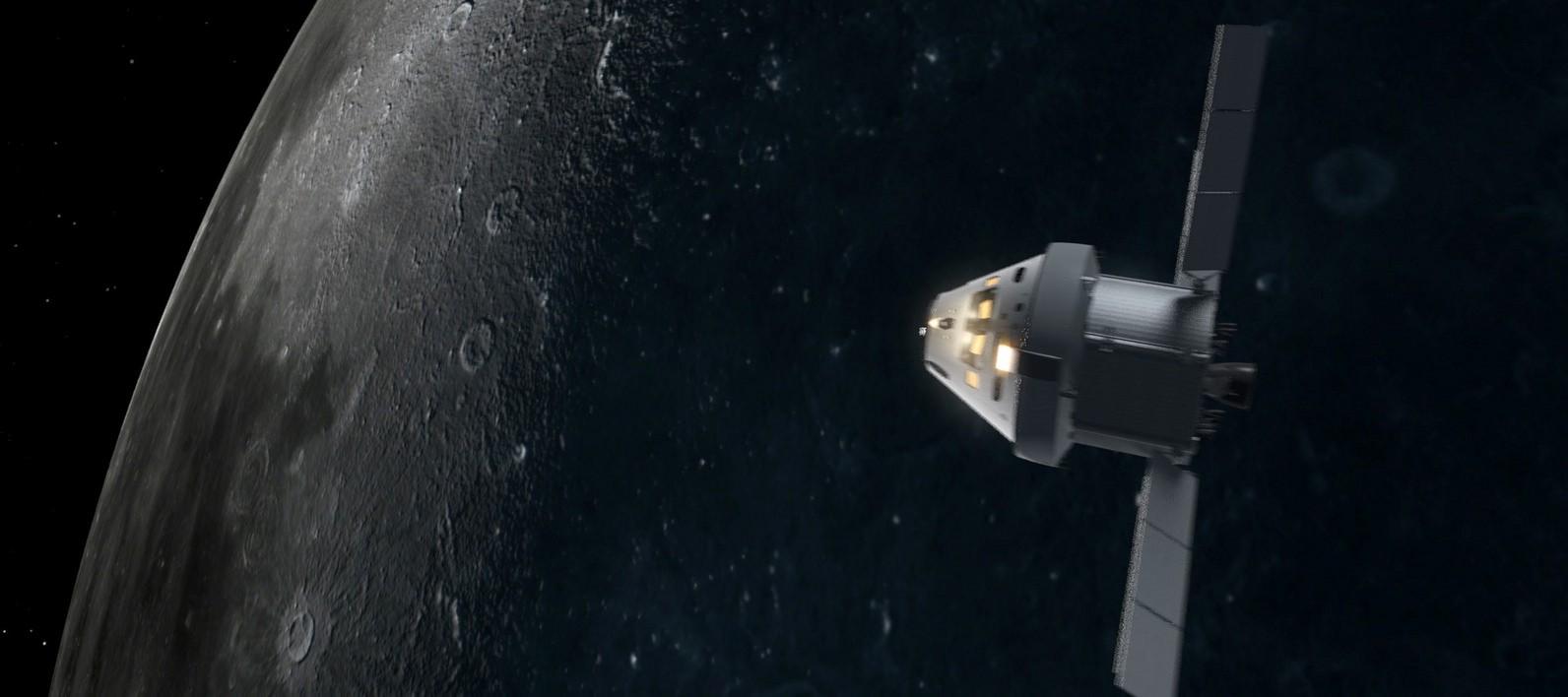 Credit NASA