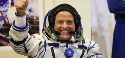 Ronald Garan - Credits: NASA