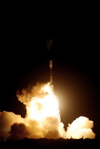 Il lancio di Kepler con un Delta II il 7 marzo 2009 Credits: NASA
