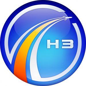 Il logo del H3 Launch Vehicle (C) JAXA.
