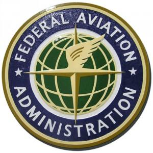 Il logo della FAA