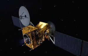Immagine pittoresca dell'orbiter di ExoMars (C) ESA