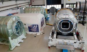 Alcuni PCM in fase di completamento presso lo stabilimento di Torino