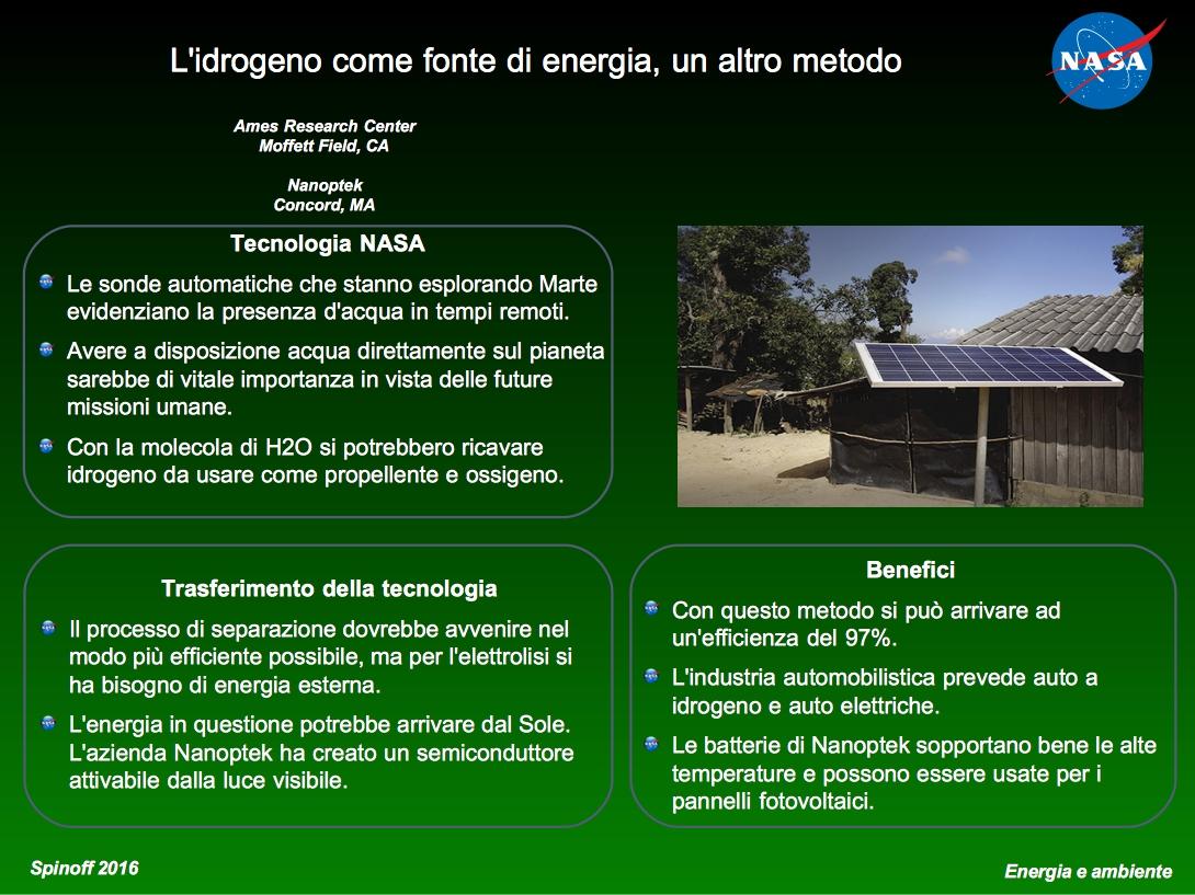 I punti chiave dell'articolo e l'immagine di pannelli fotovoltaici.