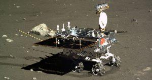 Yutu ripreso dal lander
