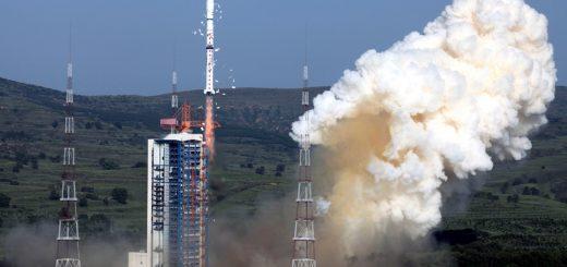 Un lancio di un Lunga Marcia 4C Credits: CNSA