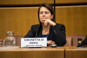 Simonetta Di Pippo, direttrice dell'UNOOSA Credits: UN