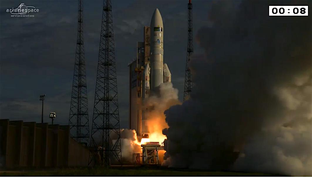L'affidabile Ariane 5 getta le basi per Ariane 6