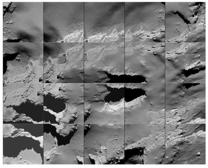 Missione completata: il viaggio di Rosetta è terminato con la discesa sulla cometa