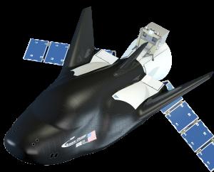 Il Dream Chaser in configurazione cargo Credits: SNC