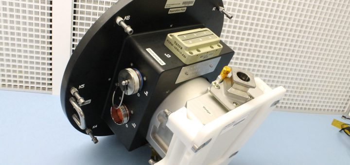 Il NanoRacks Kaber Satellite Deployment System. Credits: NanoRacks