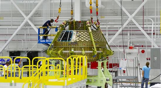 Posticipato il primo volo operativo della CST-100 verso la ISS