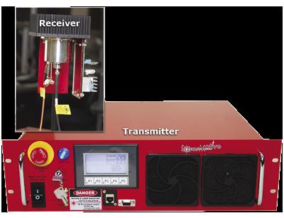 Il sistema Power Over Fiber di Laser Motive