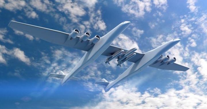 Nuovo accordo tra Stratolaunch ed Orbital ATK