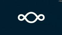 Il simbolo Terzo Paradiso, ideato da Michelangelo Pistoletto.