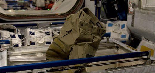 Nuove gambe per Robonaut. Credit: NASA/ESA/Thomas Pequet/Riccardo Rossi