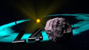OSIRIS-REx in L4 Credits: NASA