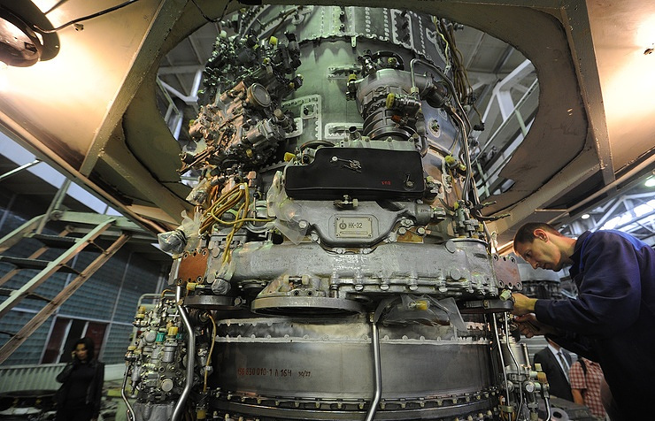 Tra il 2021 e il 2023 la capsula <em>Federatsiya</em> sarà lanciata a bordo di vettori Angara-A5B e Angara-A5P.© Sergei Fadeichev/TASS