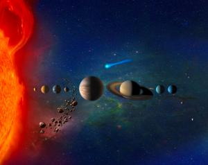 Aggiornamenti dal sistema solare: ottobre 2018