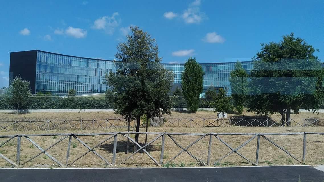 La sede di ASI a Roma. Foto: Veronica Remondini