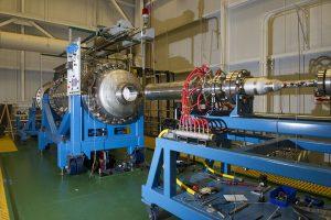 Alcuni degli impianti dedicati al progetto Propulsione Termo-Nucleare presso il Marshall Space Flight Center di NASA Credits: NASA