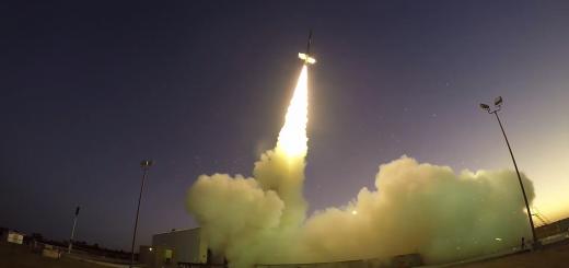 Primo test per il paracadute della missione Mars 2020.