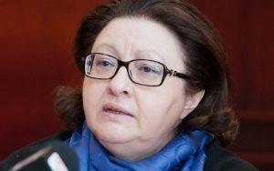 Maria Assunta Accili, la rappresentate permanente dell'Italia a Vienna presso le Organizzazioni Internazionali dell'ONU. Credits: Mariann Ördög - Hungarian Academy of Sciences.