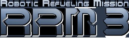 Il logo della missione RRM3