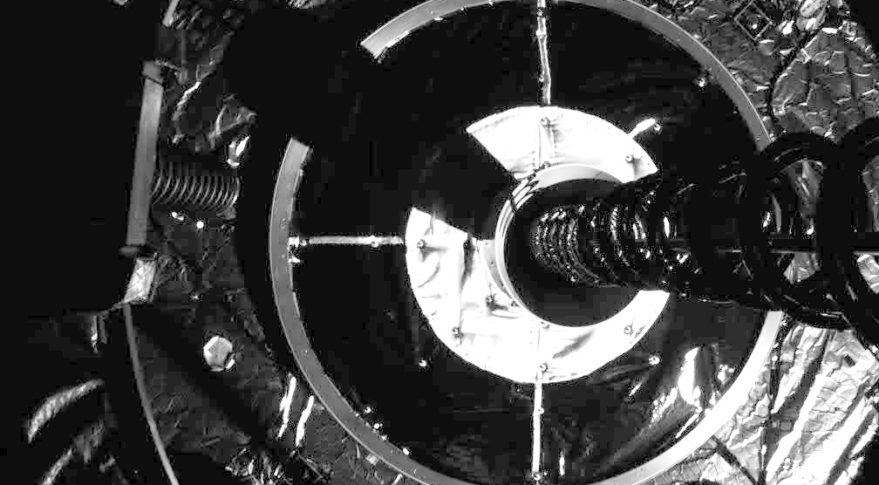MEV-1 agganciato a Intelsat-901 Credits: Northrop Grumman