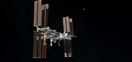 La ISS è bellissima!