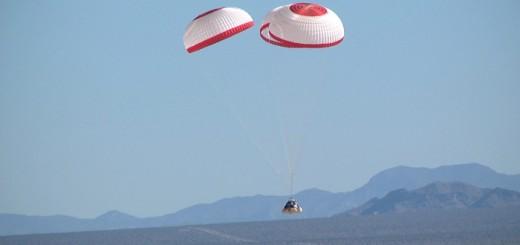 CST-100_test_paracadute