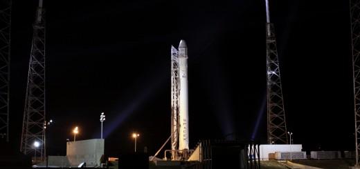 Falcon 9 - Dragon C2 demo flight