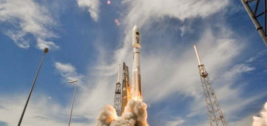 Launch of Atlas V AEHF2 from Cape Canaveral AFS