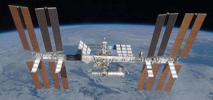 La ISS a marzo 2009