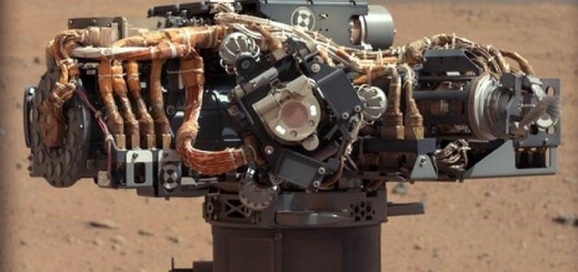 Mars Hand Lens Imager (MAHLI) Curiosity