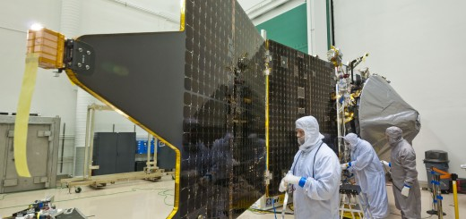 MAVEN Spacecraft assembly MTF
