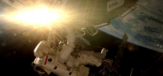 Columbus_installation_first_spacewalk