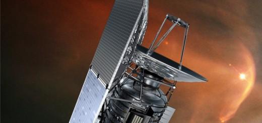 Artist?s impression of the Herschel spacecraft