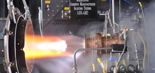 NASA_Aerojet_Additive_Injector