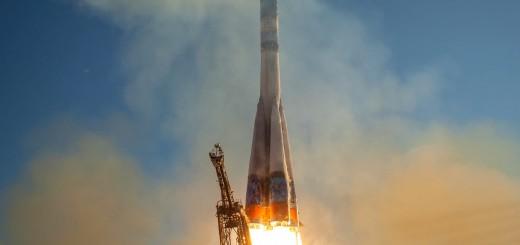 Il lancio della Expedition 38 con la Soyuz TMA-11M il 7 novembre 2013. Fonte: NASA