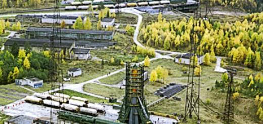 cosmodromo Plesetsk