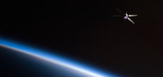 ATV-2 Johannes Kepler. Fonte: NASA