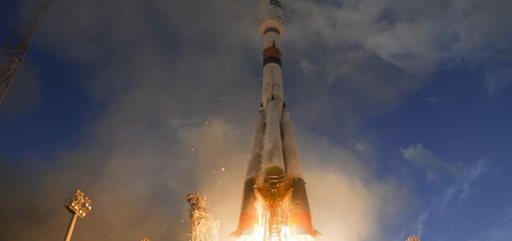 Il decollo di Sentinel-1A Credits: ESA