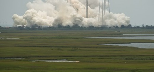 Antares Orbital-2 Mission Launch