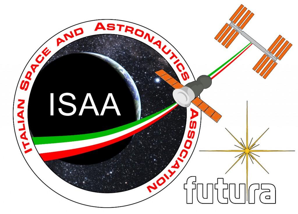 Il disegno sulla T-shirt ISAA che Samantha Cristoforetti porterà sulla ISS nella missione Futura. Credit: Riccardo Rossi